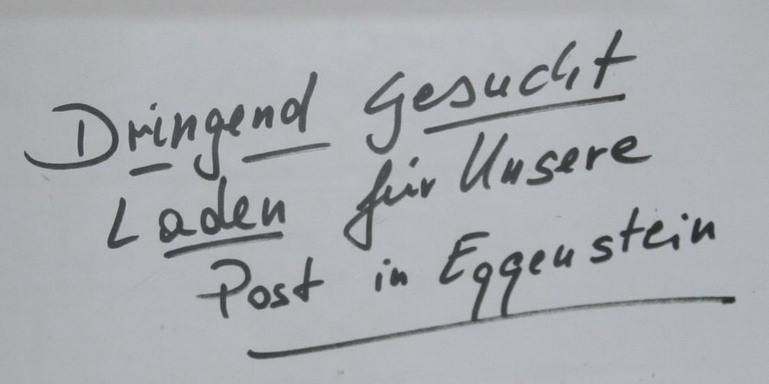 Post Eggenstein öffnungszeiten